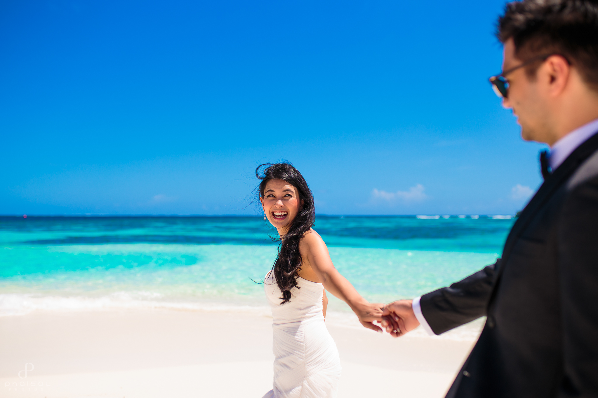 Wedding in the maldives