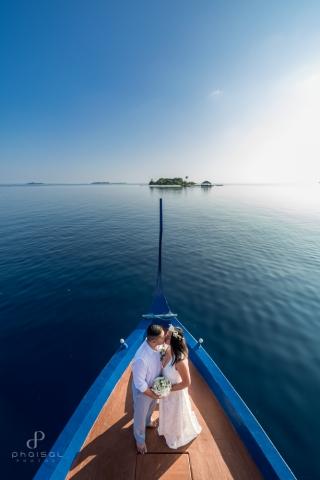 maldives wedding photos