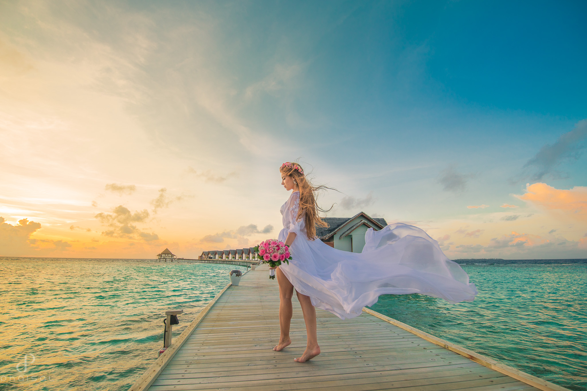 hire photographer in maldives
