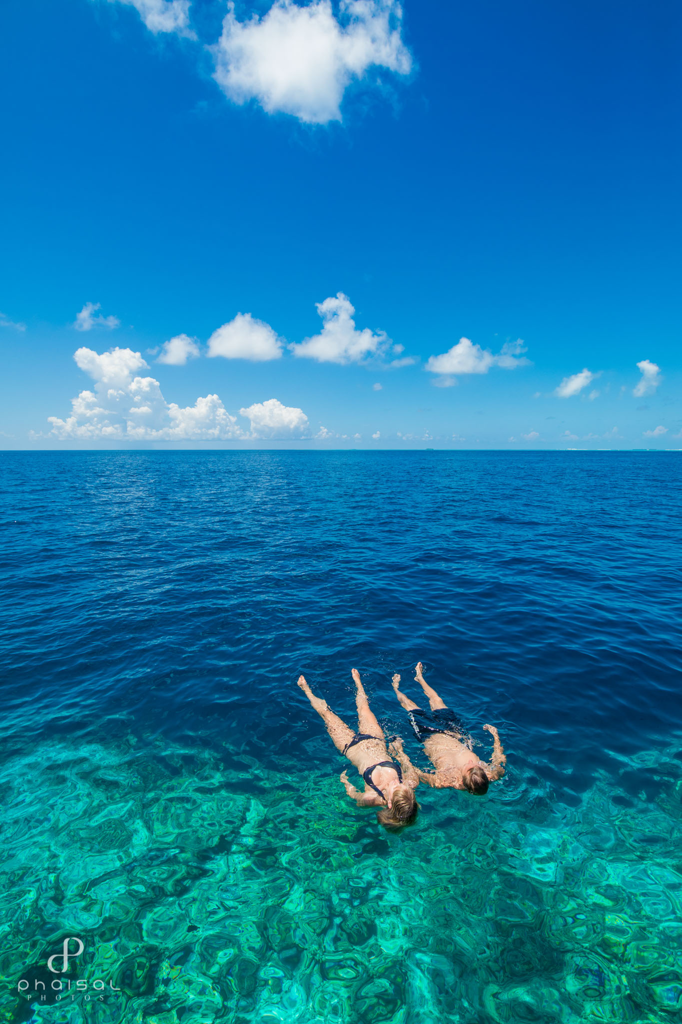 Why honeymoon in the Maldives by phaisalphotos