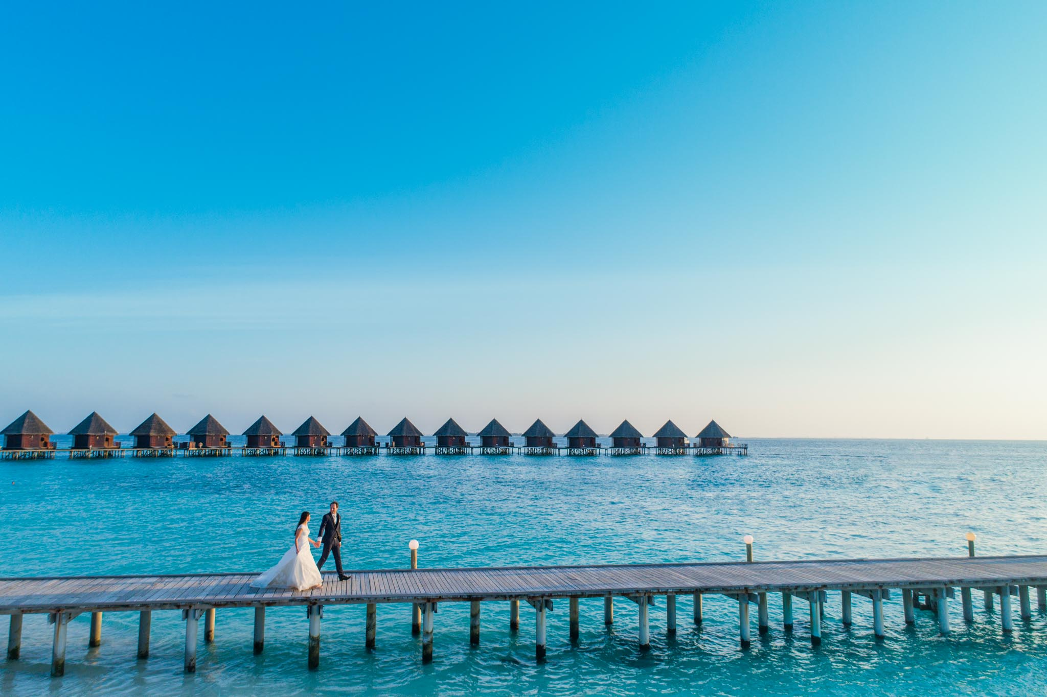maldives wedding by phaisalphotos