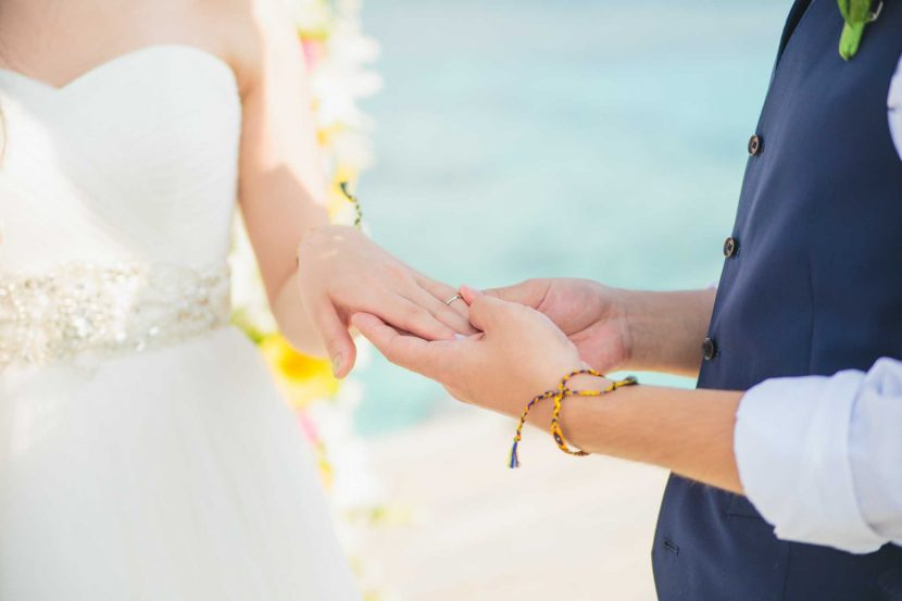 Maldives Resort Wedding at Kuda Huraa