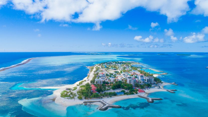 Maafushi Maldives
