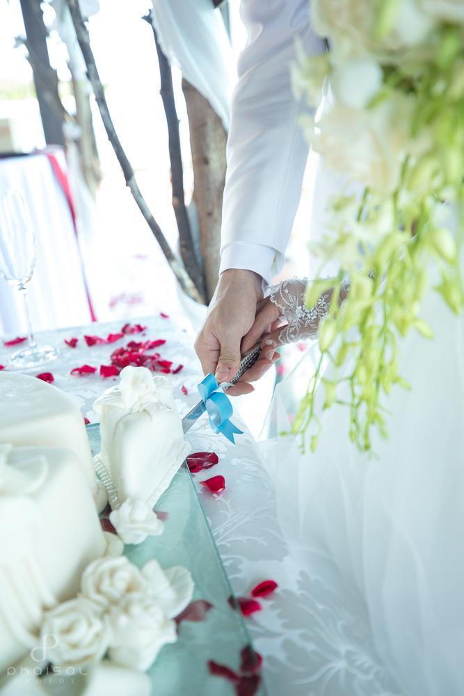 Wedding At Jumeirah Vittaveli Maldives