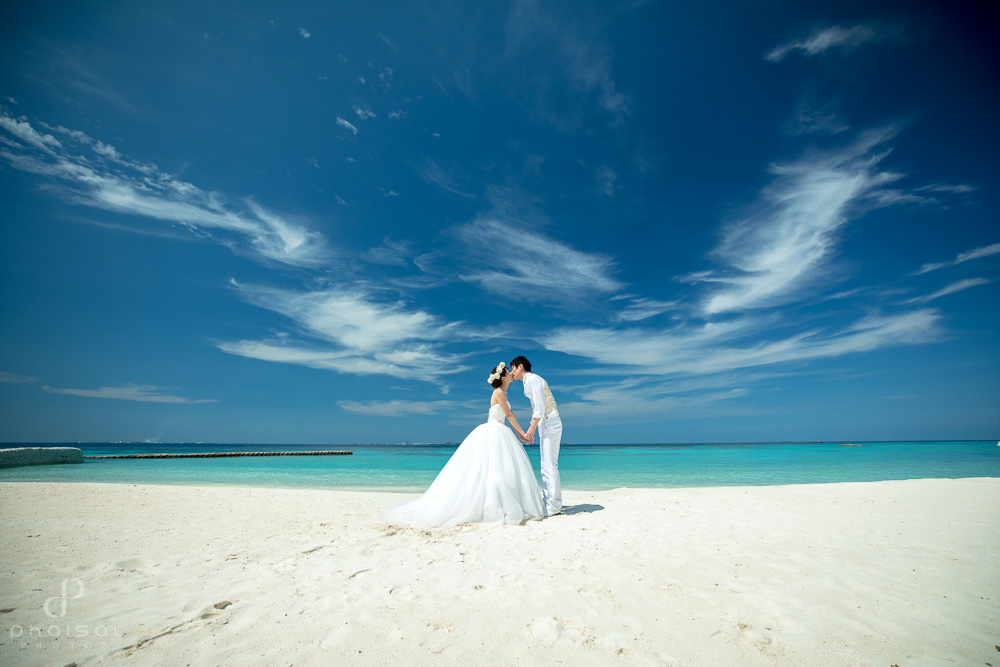 Wedding At Jumeirah Vittaveli Maldives